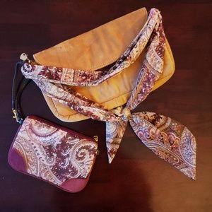 NWOT Victoria's Secret Clutch Gift Set
